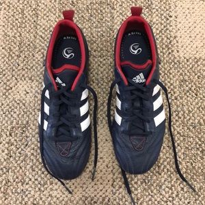 Adidas Cleats in USA Colors